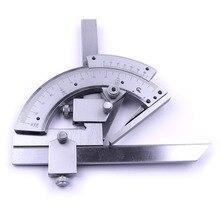 320 градусов Универсальный конический транспортир угловой набор измерения внутреннего и внешнего угла