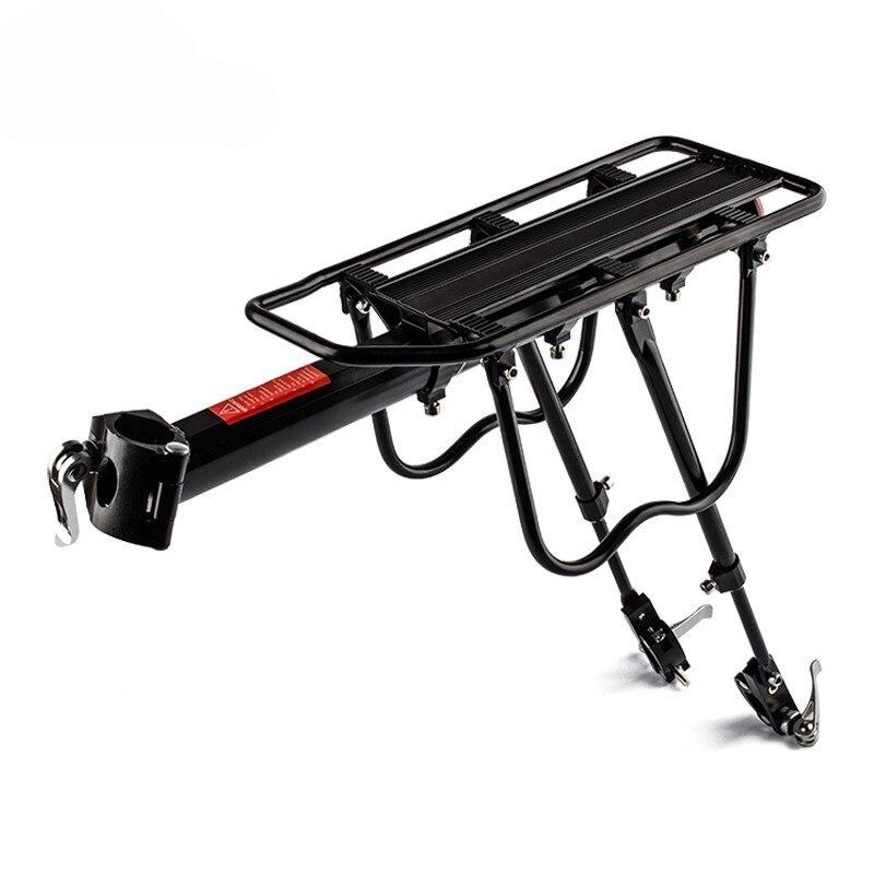 LGFM-PROMEND 150 kg Kapazität Aluminium Legierung Fahrrad Racks Fahrrad Gepäck Träger MTB Fahrrad Berg/Rennrad Hinten Rack Inst