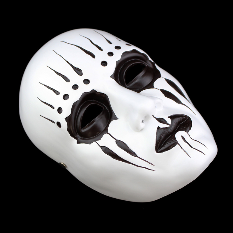 Aliexpresscom Buy Resin White Slipknot Mask Joey Cosplay Scary