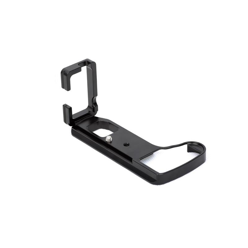 FITTEST Pro Vertical L Type Bracket Tripod Quick Release Plate Base Grip Handle For Fujifilm Fuji XT10 X-T10 Camera