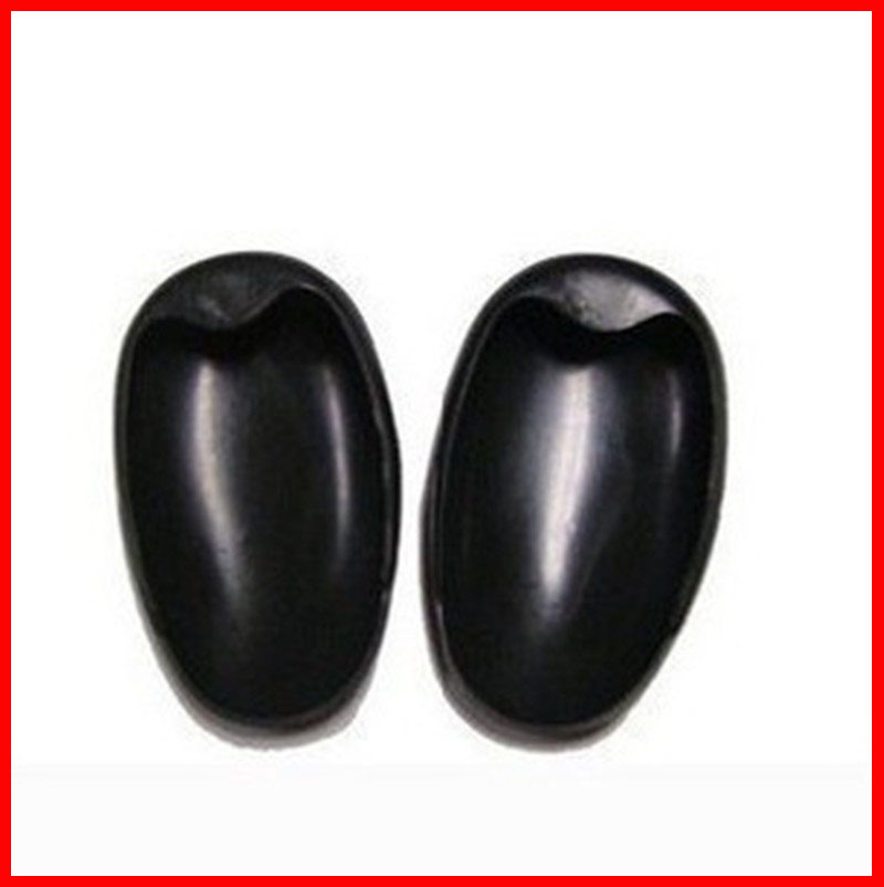 2pcs Profession Salon Hair Dye Hairdressing Ear Covers Black Earmuffs Prevent Stain Ear Protectors Hair Color Styling Tools -15