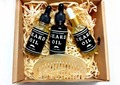 Gift Set Natural & Organic Beard Oil with Beard Comb  - BEST DEAL! Leave-In Conditioner for Groomed Beard Growth