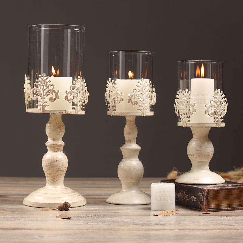 European Style Metal Candelabra Centerpieces Center Table ...