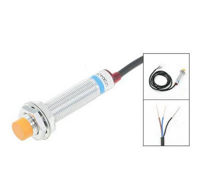 4 wire inductive proximity sensor detection switch npn pnp no nc m12 rh aliexpress com