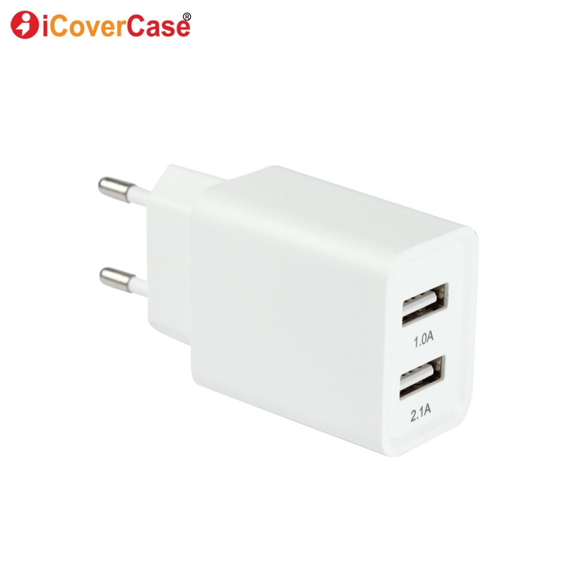 USB Phone Charger Wall Chargers Travel Adapter EU US Plug Universal Mobile Accessories