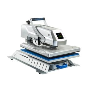 Image 2 - Camiseta de tela de alta presión por sublimación de calor máquina de prensado en caliente manual CH1804 tamaño 40cm x 50cm (16x20 inch)
