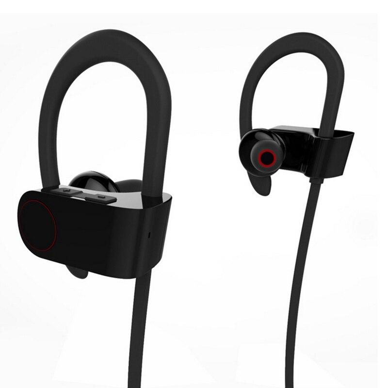 Спортивные наушники Беспроводной Bluetooth наушники Шум отмена Bluetooth наушники С микрофоном Водонепроницаемый гарнитуры наушники