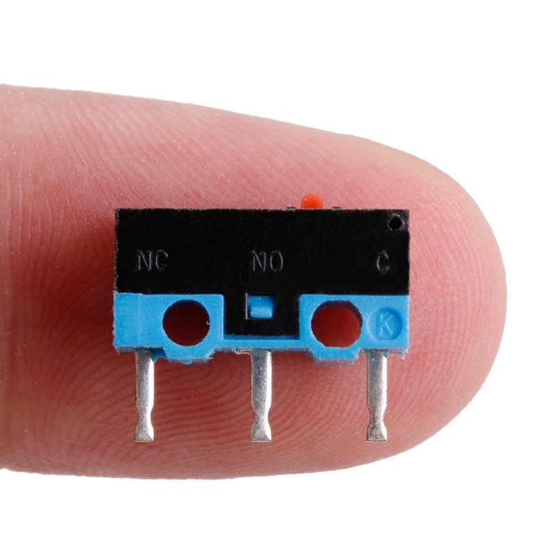 10 шт. переключатель 3Pin Мышь переключатель Микровыключатель для RAZER logitech G700 Мышь