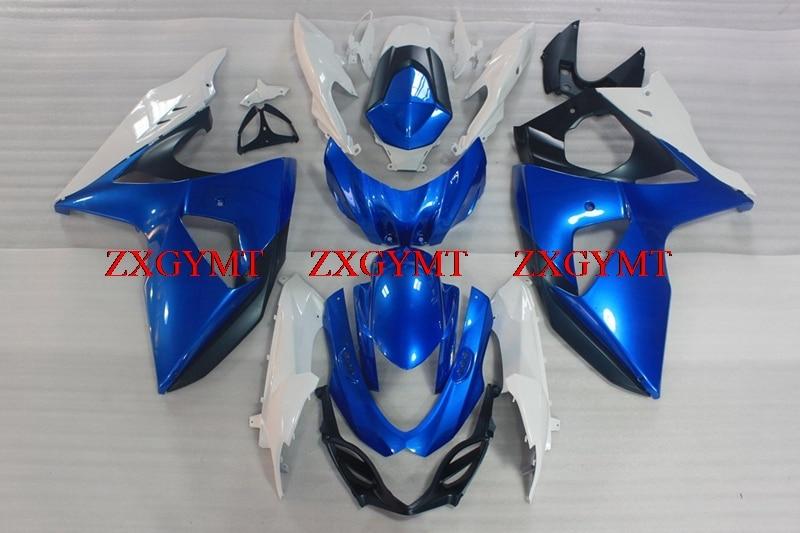 Fairing for for Suzuki GSXR1000 2009 - 2016 K9 Fairings GSXR 1000 2014 Blue White Fairing Kits for Suzuki GSXR1000 2012Fairing for for Suzuki GSXR1000 2009 - 2016 K9 Fairings GSXR 1000 2014 Blue White Fairing Kits for Suzuki GSXR1000 2012