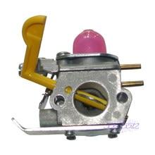Carburador parte do motor para poulan craftsman weedeater trimmer zama C1U-W18 carb