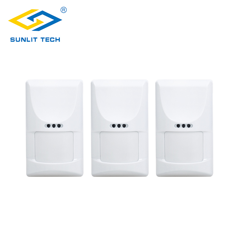 3pcs 433MHz Wireless PIR Motion Detector Infrared Sensor Alarm Pet Immune for WIFI/GSM PSTN Home Burglar Anti-thief Alarm System kerui wireless home alarm anti pet immune pir motion sensor infrared detector for gsm pstn wifi alarm system g18 g19 w2