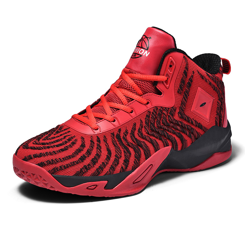 JD Shoes  Male Street Basketball Culture Sports High Quality Sneakers for Men Outdoor Cool