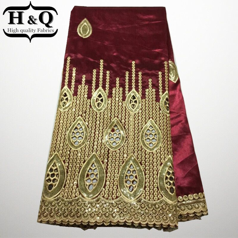 Christmas high class hole design george lace fabric indian george wrappers african silk george lace fabric