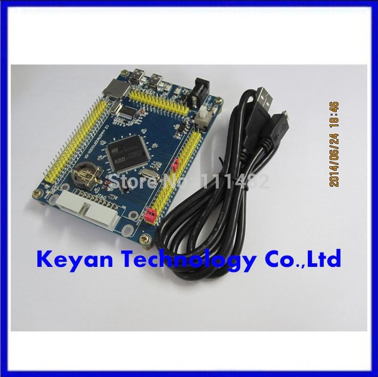 NEW ARRIVE ! ARM Cortex-M3 mini stm32 stm32F103ZEt6 Cortex development board 72MHz/512KFlash/64KRAM