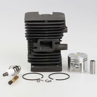 Cylinder Piston Kit +Spark plug for Calm Chainsaws Stihl 018 MS180 Chainsaw Parts Oil Pump