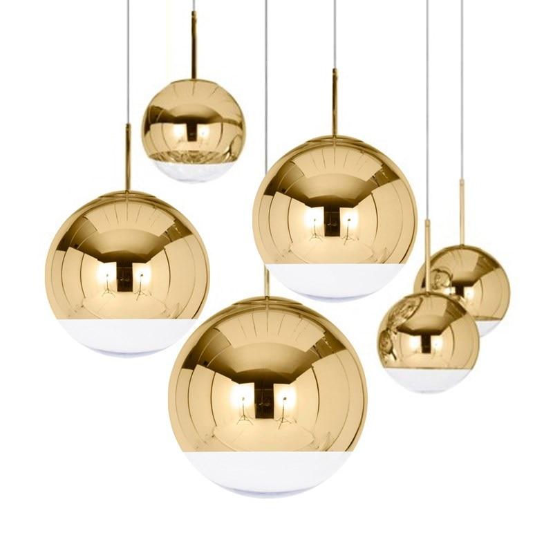 Bar Pendant Lighting Gold Glass Lamp Modern Kitchen Pendant Light Hotel Lights Bedroom Study Office Ceiling Lamp Bulb IncludeBar Pendant Lighting Gold Glass Lamp Modern Kitchen Pendant Light Hotel Lights Bedroom Study Office Ceiling Lamp Bulb Include
