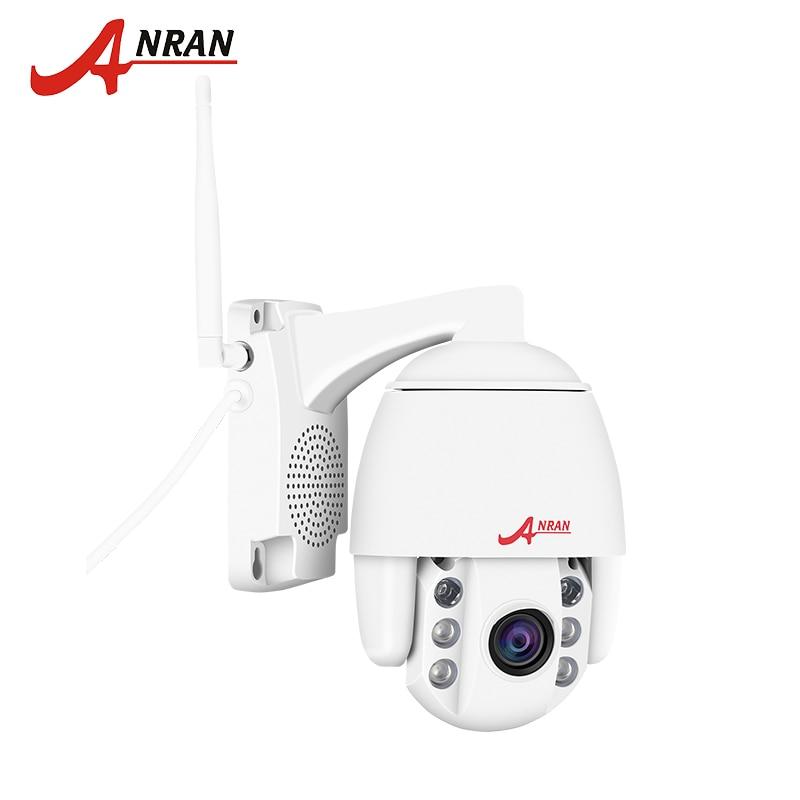 Caméra IP ANRAN 1080 P caméra réseau HD PTZ caméra de Surveillance vidéo à domicile caméra de vidéosurveillance 2MP HD prise en charge IP Onvif