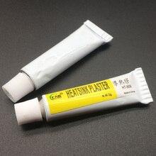 Теплоотвод Термопаста Соединение силиконовый скребок процессор силиконовый клей охлаждение сильный клей-смесь для теплоотвода