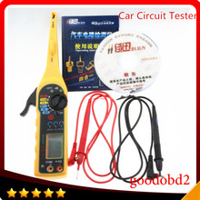 Car Multi-function Electric Automotive auto Circuit Tester Multimeter Lamp Car R
