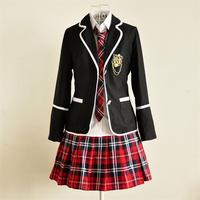 Children s school uniform clothing and long sleeved chorus of primary school students reading british student.jpg 200x200