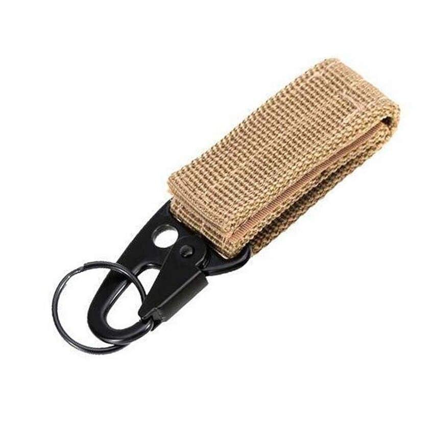 4,8 см ширина мужской ремень нейлоновый тактический армейский ремень для брюк с металлической пряжкой холщовые ремни для тренировок на открытом воздухе Черный Военный поясной ремень - Цвет: Khaki Hang Buckle