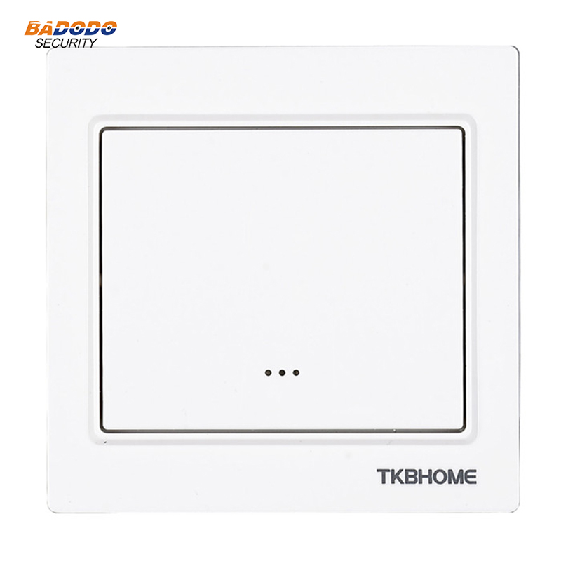 Tkb Home Tz56s Z Wave Plus Single Wall On Off Switch For