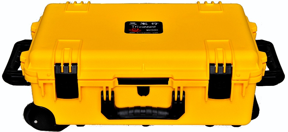 Tricases Hard High Impact Waterproof Equipment usage tool case.