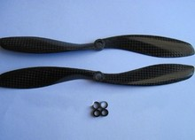 Free shipping High Quality Promotional price 9047 Carbon fiber CW CCW propellers for font b rc
