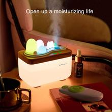 420ml  Essential Oil Diffuser Ultrasonic Air Humidifie with LED Night Light Aromatherapy Aroma Mist Maker
