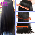Straight Indian Virgin Hair 4 Bundles 100% Unprocessed Straight Human Hair Extensions 6A Remy Indian Straight Virgin Hair Weaves