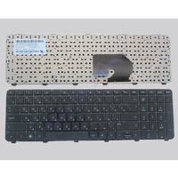 Russian Keyboard For HP Pavilion DV7 6100 DV7 6000 DV7 6200 634016 251 639396 251 RU