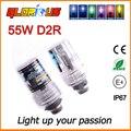 1 par xenon D2S D2R D2C D2 HID lâmpada LÂMPADAS XENON 55 W XENON AMPOLAS FREESHIPPING