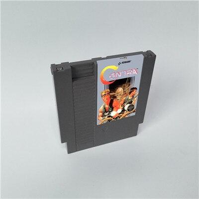 Contra-Bit Cartão de Jogo para 72 8 pinos Cartucho de Jogo de Console