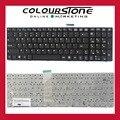 Para MSI CX705 A6200 CR620 S6000 CR61 MS-1681 MS-1736 CX705 MS16GB MS16GA GE60 CX70 CX61 teclado EE.UU. Negro con marco