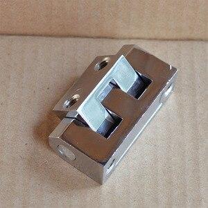 2 pics zinc alloy removable El