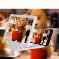Универсальный Портативный Мобильный телефон Лупа Экран HD Усилитель Стенд Держатель Складной Телефон Экранная Лупа Для 3D Movie Video