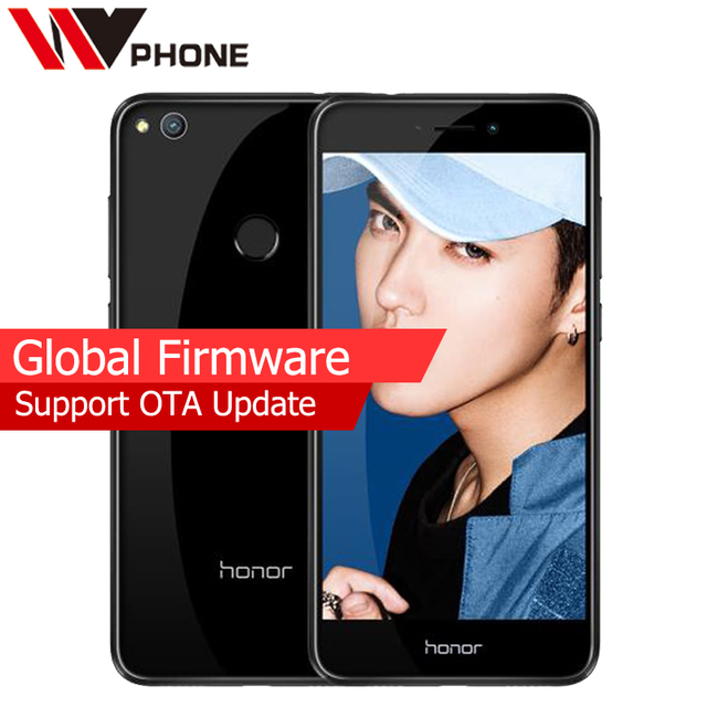 "ORI G инал Huawei Honor 8 Lite 4 г LTE мобильный телефон 3G RAM 32G KIRIN 655 Octa core 5.2 ""FHD 1920*1080 P fin G erprint ID"