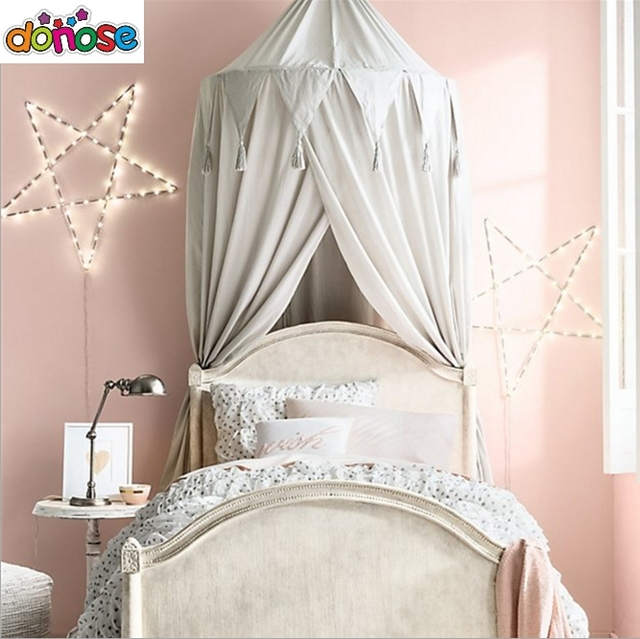 Play House Tents for Kids Canopy Bed Curtain Baby Hanging Tent Crib Children Room Decor Round Hung Dome Mosquito Net Bed Valance  sc 1 st  AliExpress & Play House Tents for Kids Canopy Bed Curtain Baby Hanging Tent Crib ...