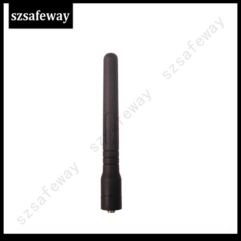 2pcs/lot Antenna For Motorola Magone A8 A6  Two Way Radio UHF Antenna 400-420 MHZ Free Shipping