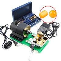 Electric Pearl Drilling Machine 0.3 4mm Buddha Beads/Agate/Coral/Shells Drill Machine Jewelry Drill Tool