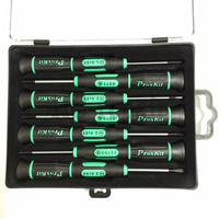 7Pcs Brand ProsKit SD 081A Electronic Precision Screwdriver Set Electronic Screwdriver
