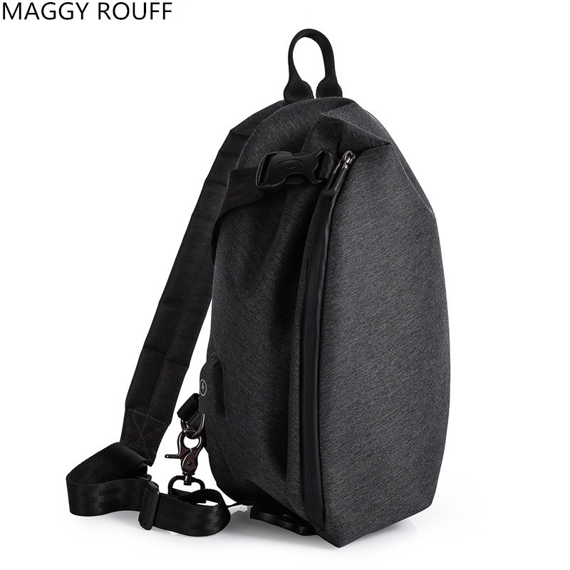 New Fashion Men's Shoulder Bag Multi-Purpose Men's Canvas Messenger Bag Leisure Travel Shoulder Bag free shipping fashion multi color computer riding wave leisure shoulder messenger bag
