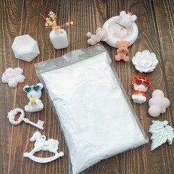 Aromaterapia yeso material yeso polvo para molde de silicona