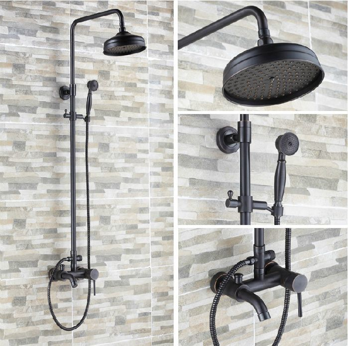 Luxury Oil Rubbed Bronze Bathroom 8