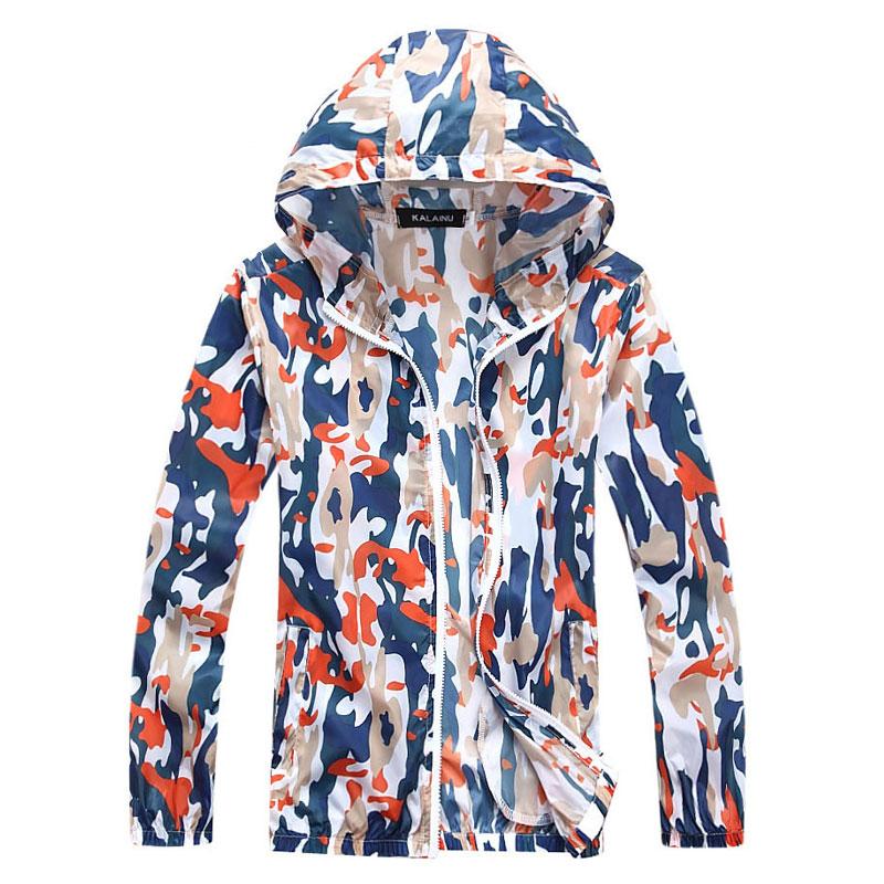 Lusumily Plus Size 4xl Windbreaker   Jacket   Women Camouflage   Jacket   Women's Coat Female Thin Casual Outwear   Basic     Jackets   Femme
