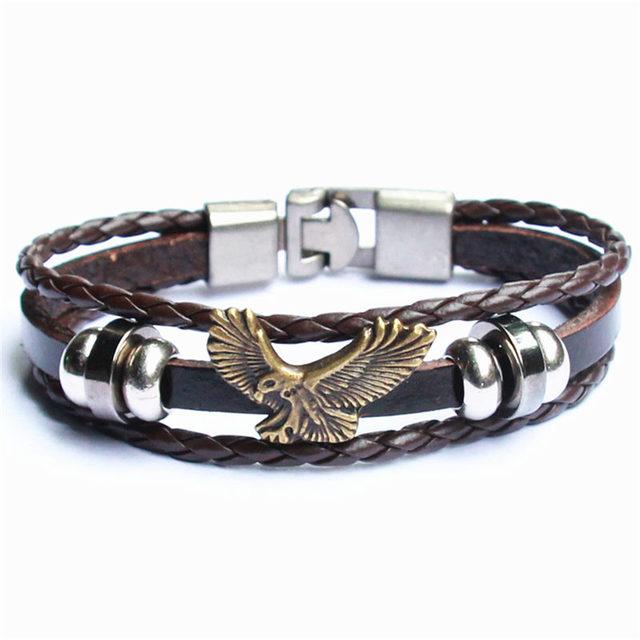 Wing Eagle Bracelet