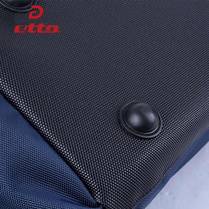 Etto Profesional Sukan Beg Besar Gym Beg Lelaki Wanita Kasut Bebas - Beg sukan - Foto 4