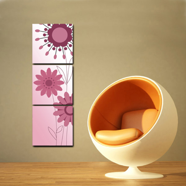 Canvas Wall Decor aliexpress : buy high quality abstract sunflowers wall decor