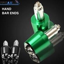 Handlebar Grips Caps handlebar Ends 22mm For HONDA CB600F HORNET 250 600 900 VTR250 MSX125 CB500 CB600 CB750 CB900 CB1000 CB1300