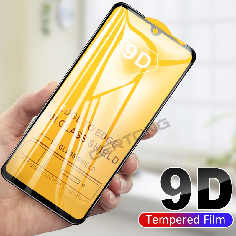 9D Full Glue Cover Tempered Glass For Xiaomi Redmi Note 8 7 5 6 Pro Protective Glass On Redmi 7 8 8A 7A 6A Screen Protector Film